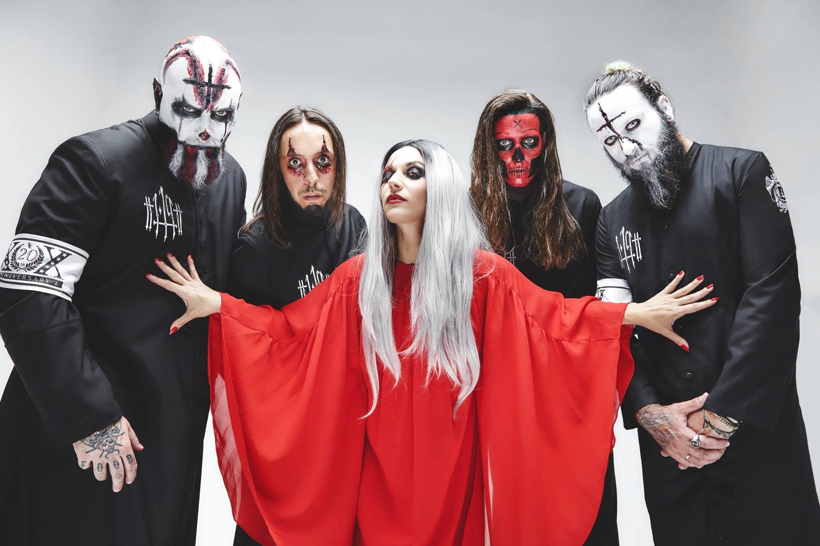 LACUNA COIL Black Anima (2019) Metal Symphonic Italie 53410210