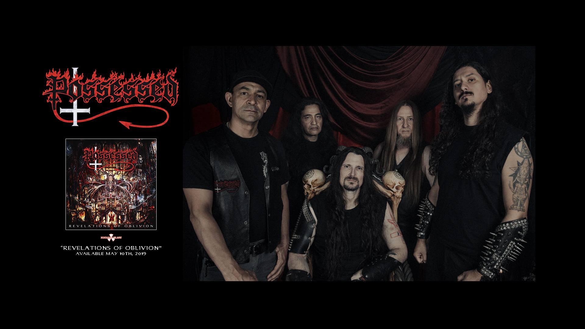 POSSESSED Revelations of Oblivions (2019) Death Metal U.S.A 53794410