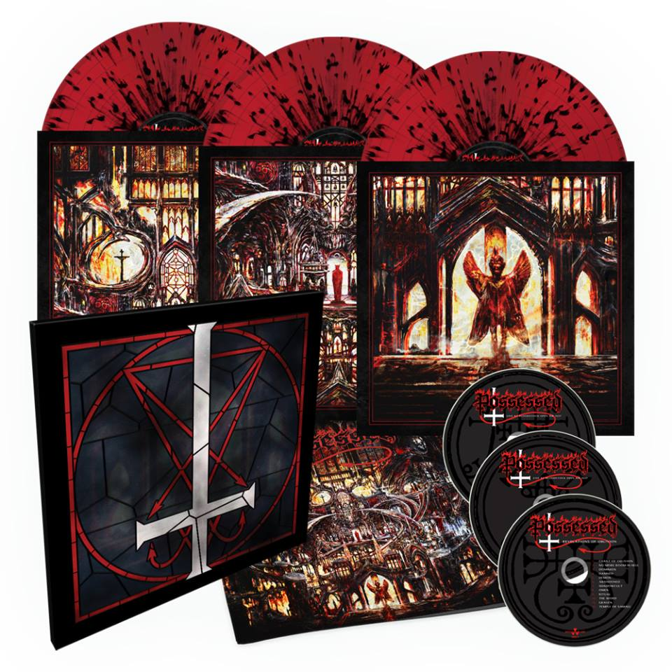POSSESSED Revelations of Oblivions (2019) Death Metal U.S.A 53909710