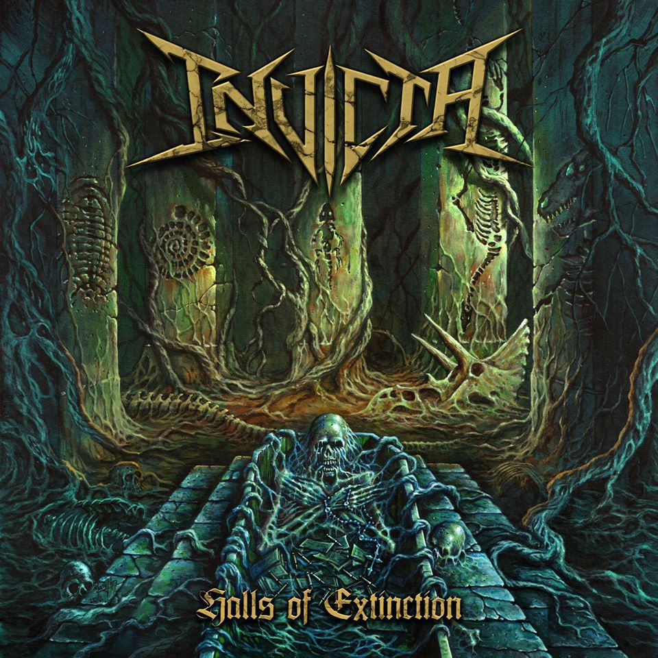 INVICTA Halls of Extinction (2019) Thrash Angleterre 54356010