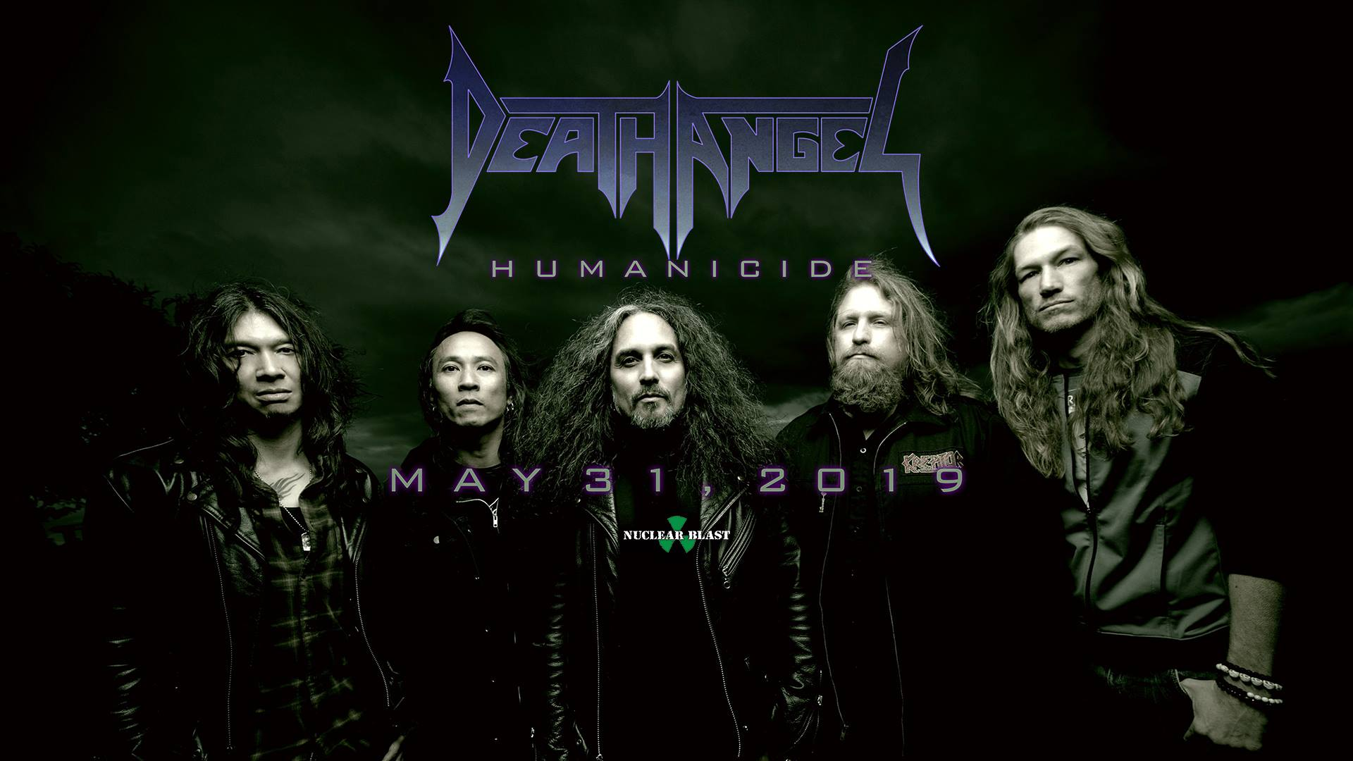 DEATH ANGEL Humanicide (2019) Thrash U.S.A 54462810