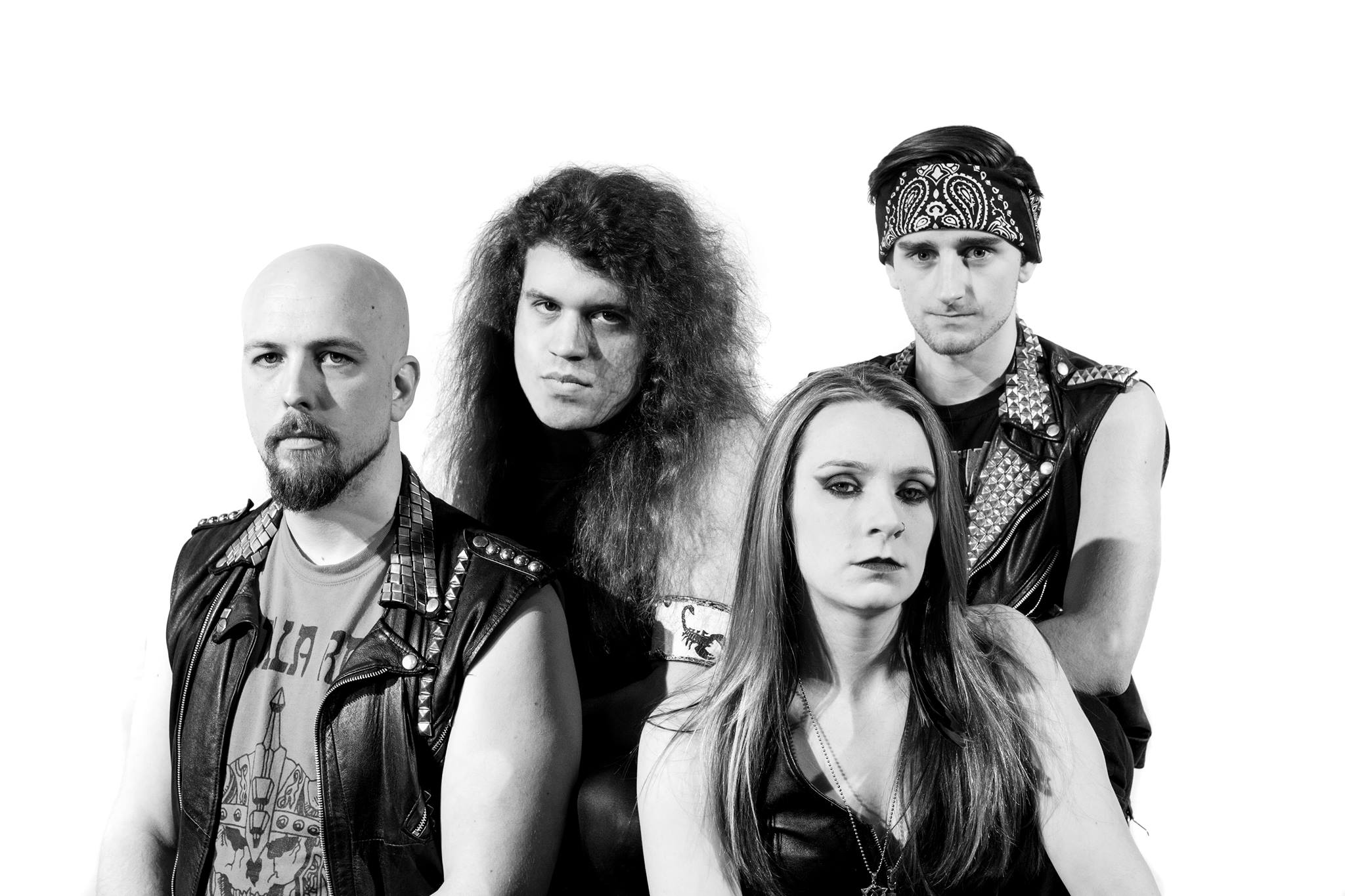 IRON KINGDOM On The Hunt (2019) Heavy Metal CANADA 54520110