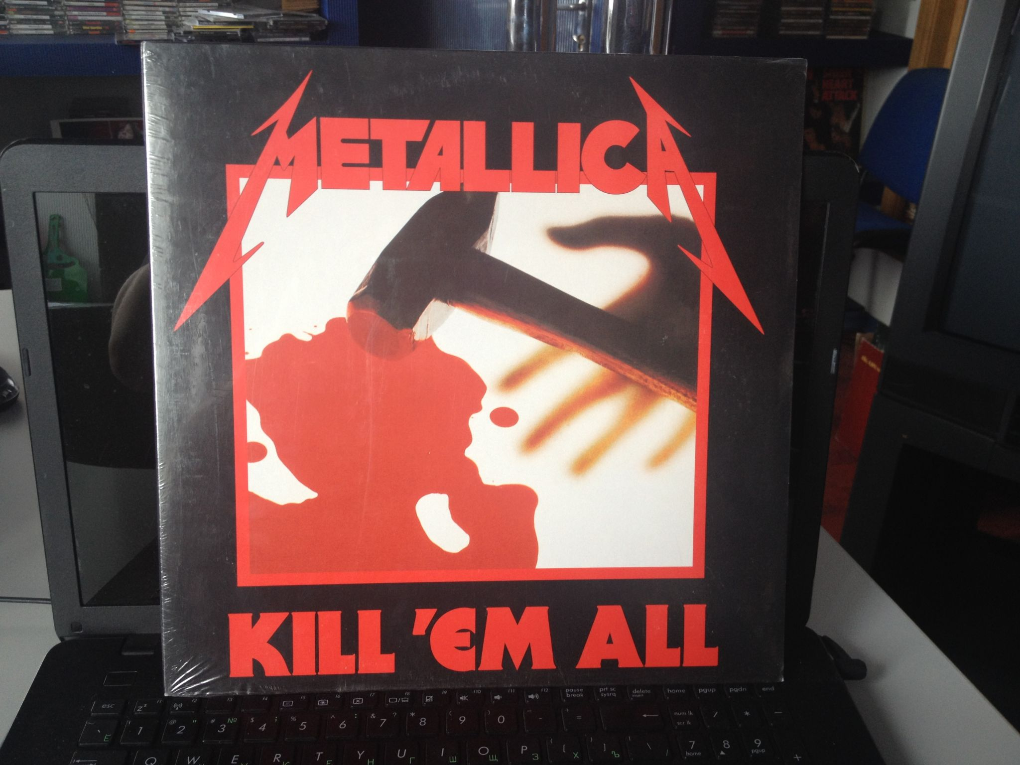 """METALLICA joue l'intégralité de """"Kill Em All"""" à l'Orion Festival 2013 ... 54861510"""