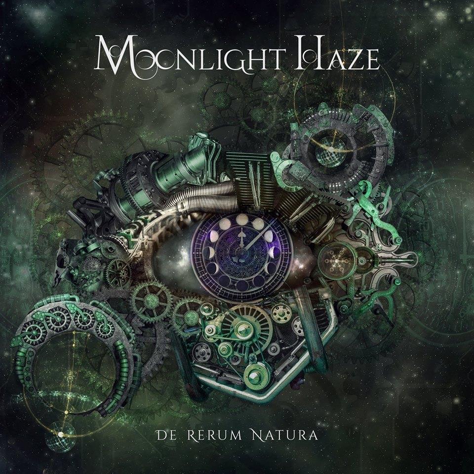 MOONLIGHT HAZE De Rerum Natura (2019) Metal Symphonic Italie 55698510