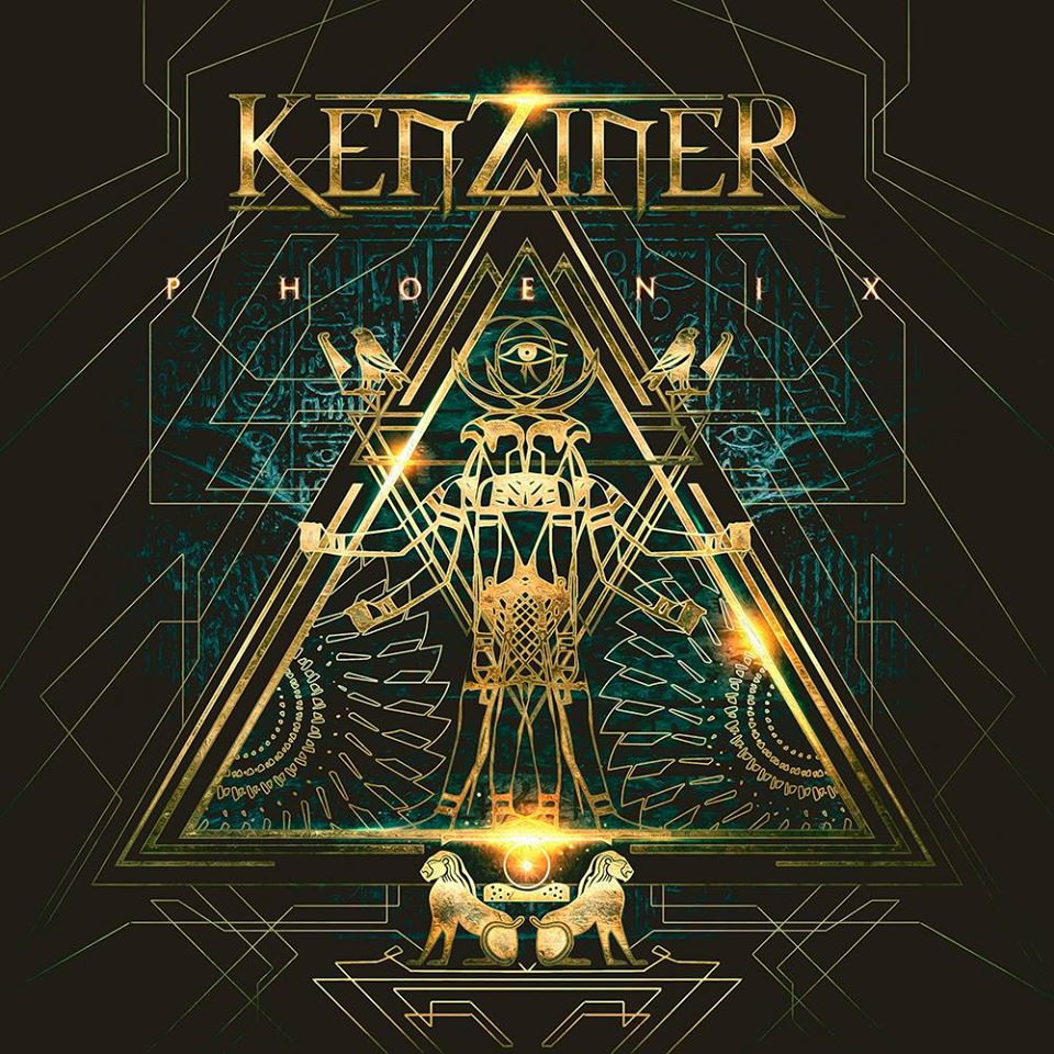 KENZINER Phoenix (2020) Progressive Néo Classical Power Metal FINLANDE 55798110