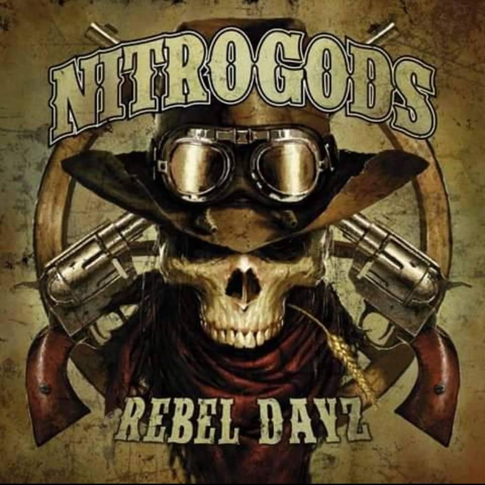 NITROGODS Rebel Dayz (2019) Rock'N'Hard Allemagne 55869211