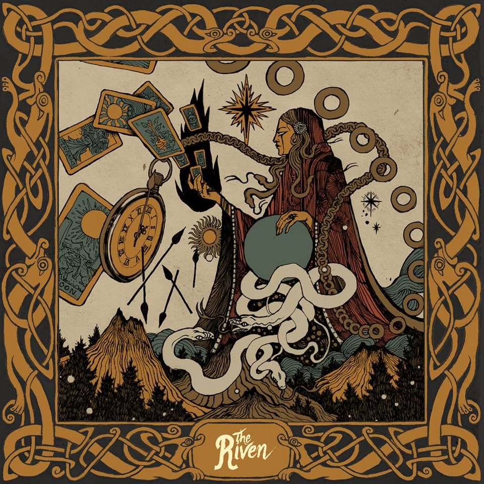 THE RIVEN The Riven (2019) Hard Rock 70's Suède 55887810