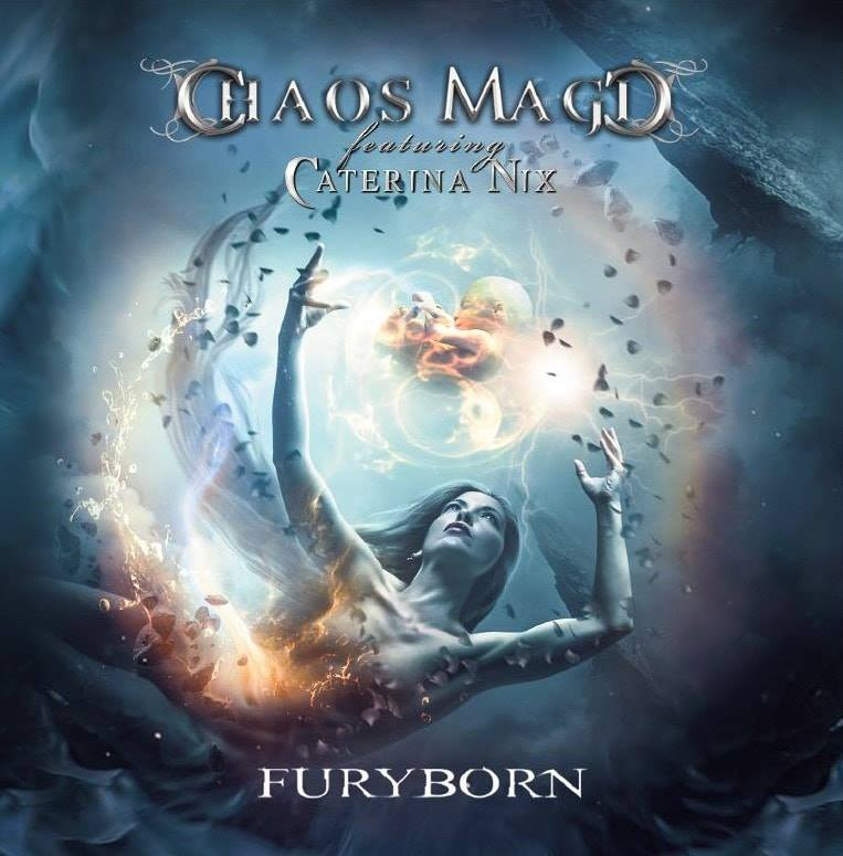 CHAOS MAGIC (feat. CATERINA NIX) Fury Born (2019) Metal Symphonic CHILI 56359310