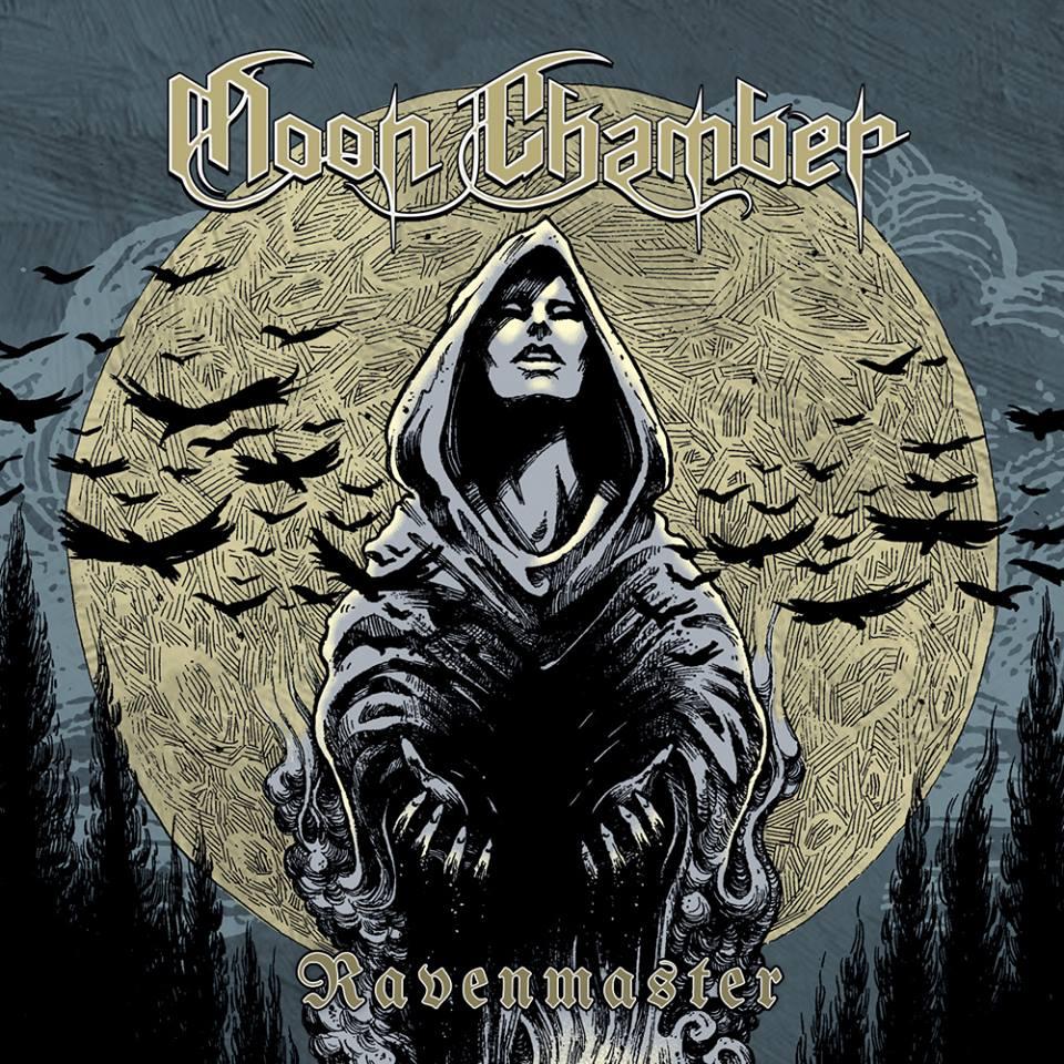 MOON CHAMBERS Ravenmaster (2019) Nouveau clip du groupe de MARTA GABRIEL ... 56603110