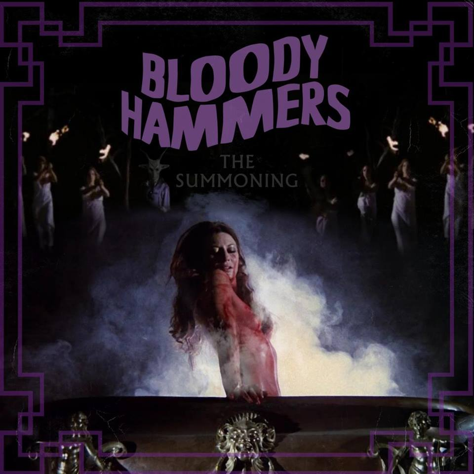 BLOODY HAMMERS The Summoning (2019) Doom Metal/Hard Rock u;s;a 56795510
