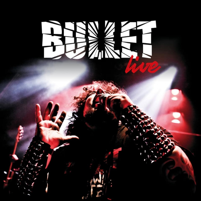 "BULLET    ""Live""   (JUIL 2019) 56862310"