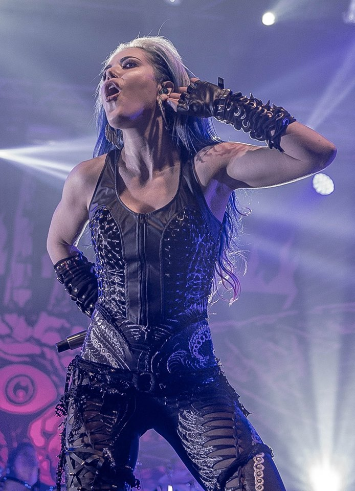 ARCH ENEMY Live : FULLFORCE FESTIVAL 2019 Set complet. 57038210