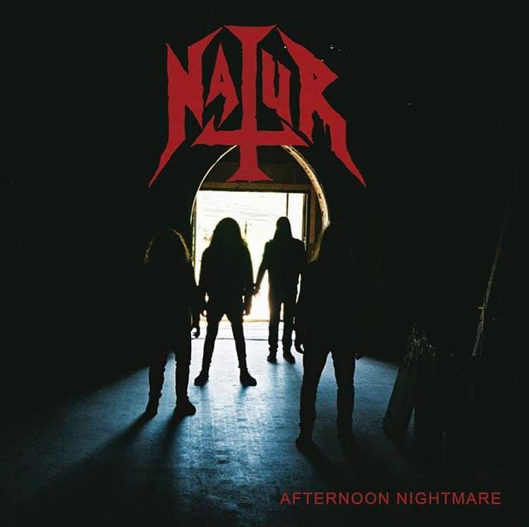 NATUR Afternoon Nightmare (2020) Heavy Metal/Speed U.S.A 58378510