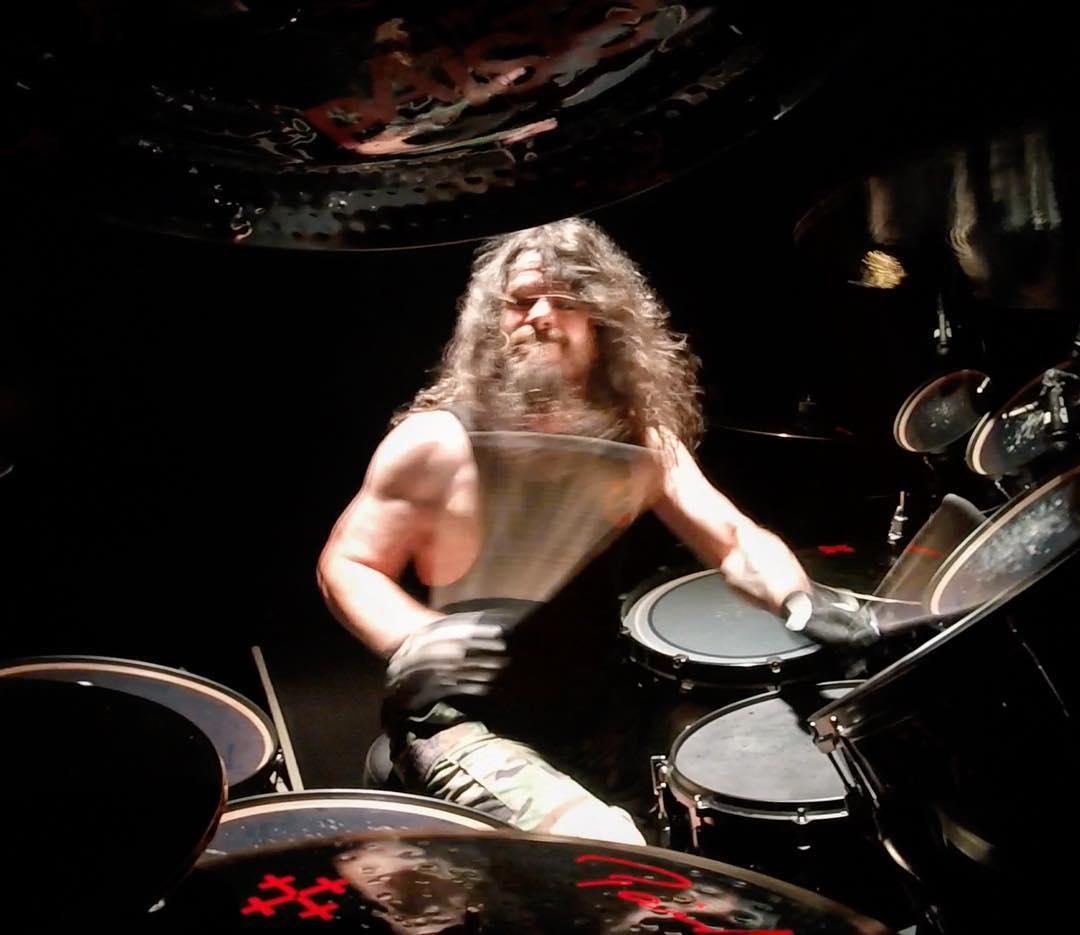 PAUL BOSTAPH (Ancien batteur de Slayer) ... 58382010