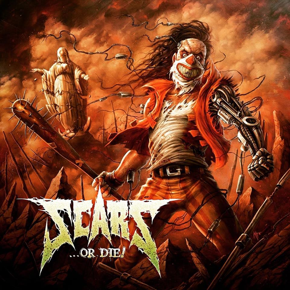 SCARS Or Die ! (2019) Thrash Chili 58383310