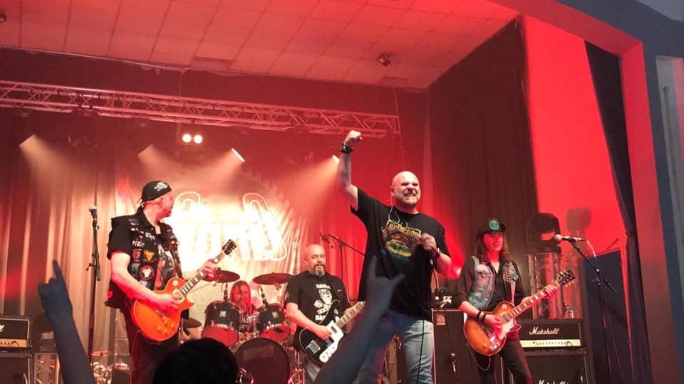 GANG au Chaulnes Metal Fest 2019 et ça déménage ! 58384410
