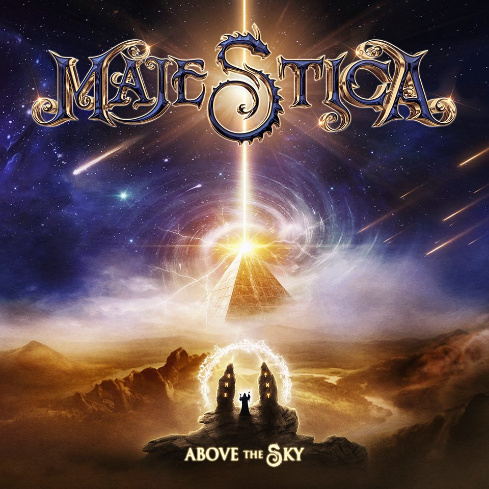 Nouveau clip : MAJESTICA - Above The Sky (2019) 58462910