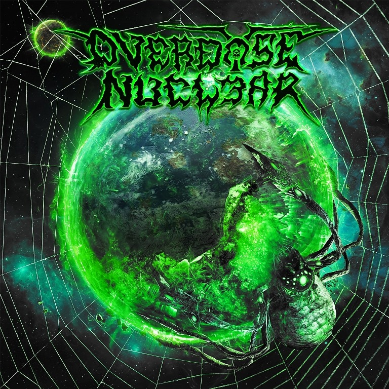 OVERDOSE NUCLEAR Overdose Nuclear (2019) Thrash Brésil 59363210