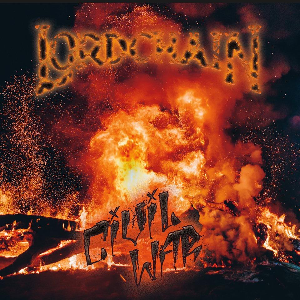 LORDCHAIN Civil War (2019) Hard Rock USA 59433610
