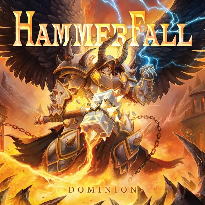 HAMMERFALL Dominion (2019) Heavy Metal Suède 59500010