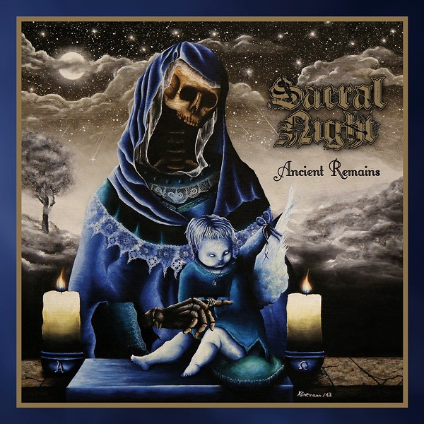 SACRAL NIGHT Ancient Remains (2019) Heavy Metal Auvergne-Rhône-Alpes 59829410