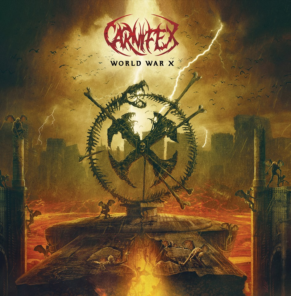 "Nouveau clip : CARNIFEX ""No Light Shall Save Us"" featuring Alissa White-Gluz 5a2ec310"
