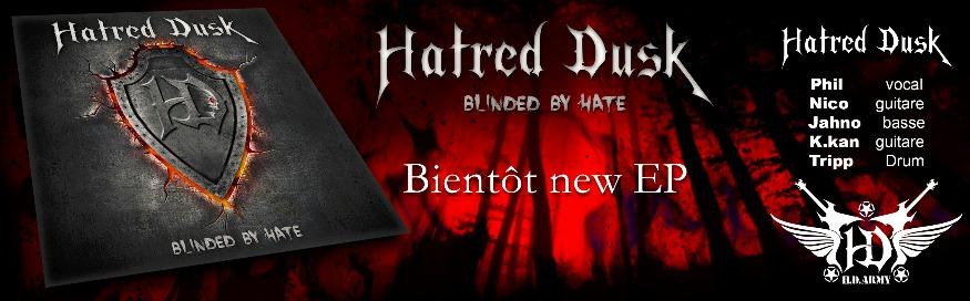 HATRED DUSK Darkness (2018) Vidéo Clip Thrash PARIS 5ab8bf10