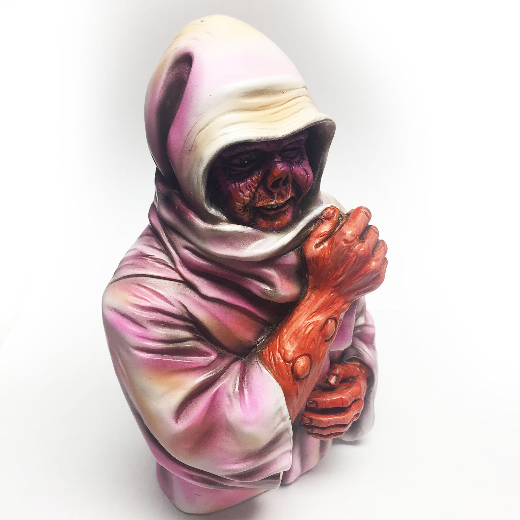 DEATH Leprosy (1988/2019) Réédition + Bust figurine chez RELASPSE RECORDS 5abe4a10