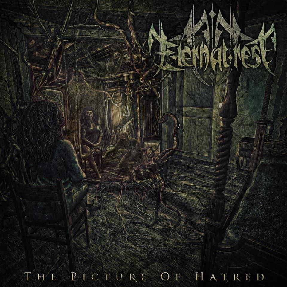 ETERNAL REST The Picture of Hatred (2019) Death Metal Australie 60075910