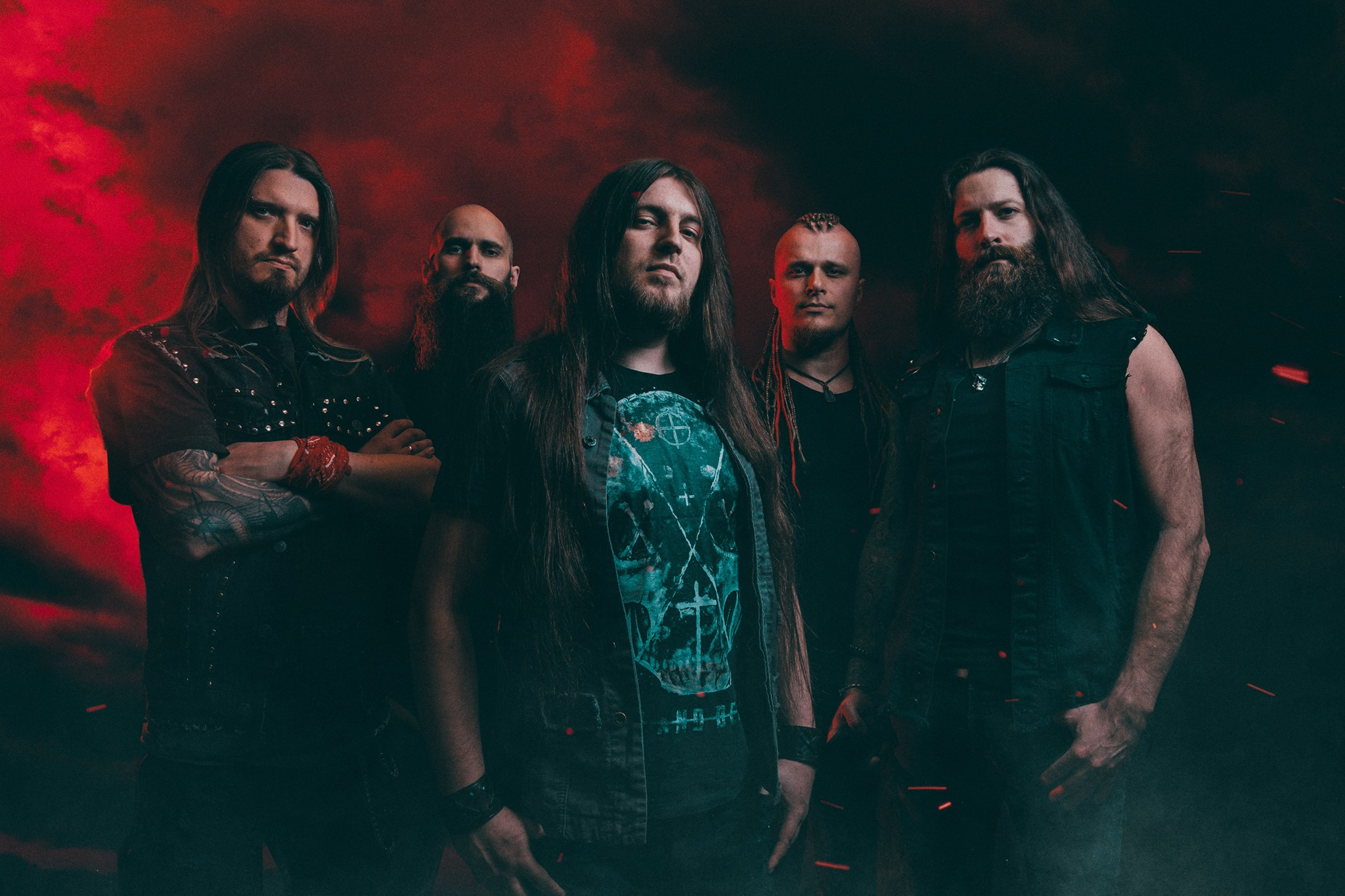 Nouveau clip : VANE The Ritual (2019) Death Metal Pologne 60151410