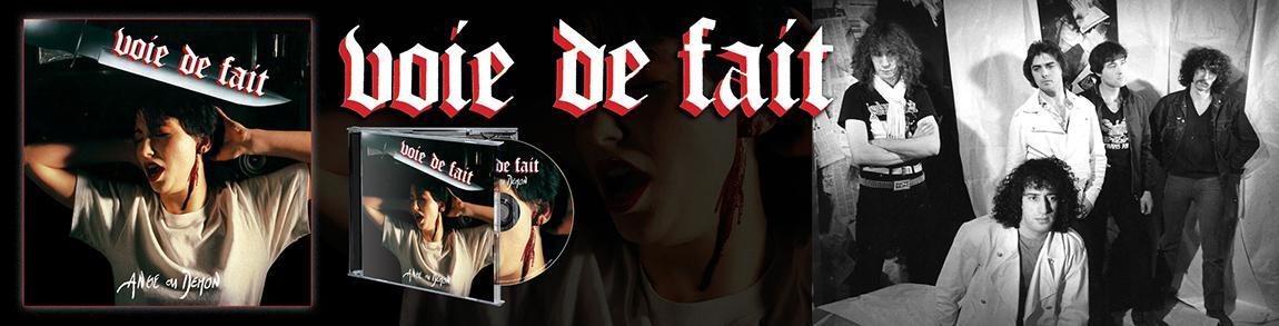 """Voie De Fait """"Ange Ou Demon""""  rééditon no remorse 2018 60561710"""