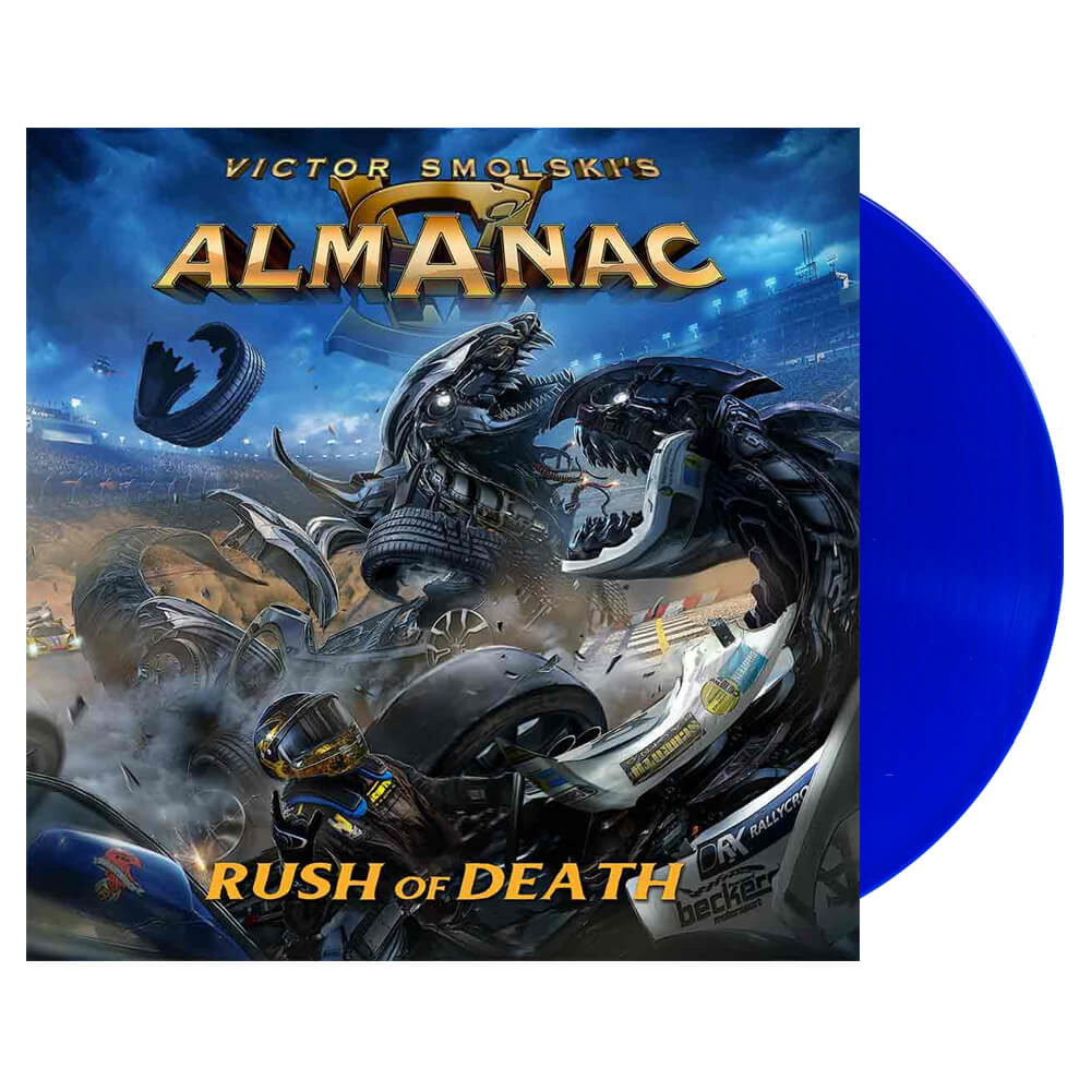 ALMANAC Rush of Death (2020) Heavy/Power ALLEMAGNE 60605_10