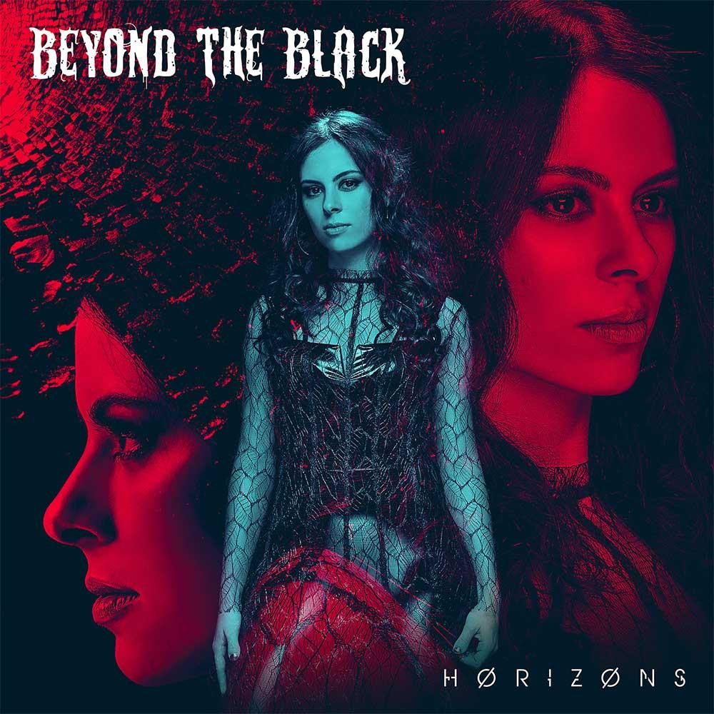 BEYOND THE BLACK Horizons (2020) Metal Symphonic ALLEMAGNE 61215-10