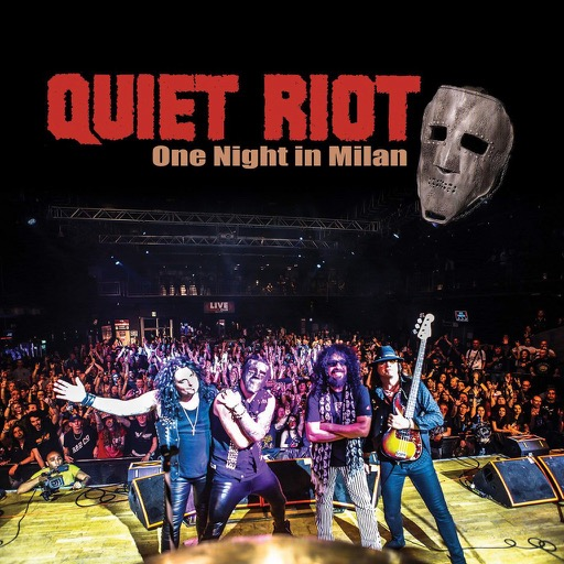 QUIET RIOT One Night In Milan (2019) Hard Rock USA 61567-10
