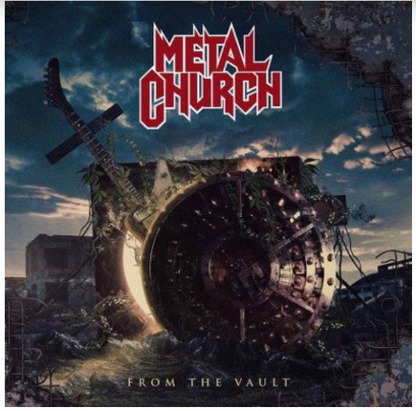 METAL CHURCH From The Vault (2020) Compilation en édition spéciale Thrash/Heavy U.S.A 6215410