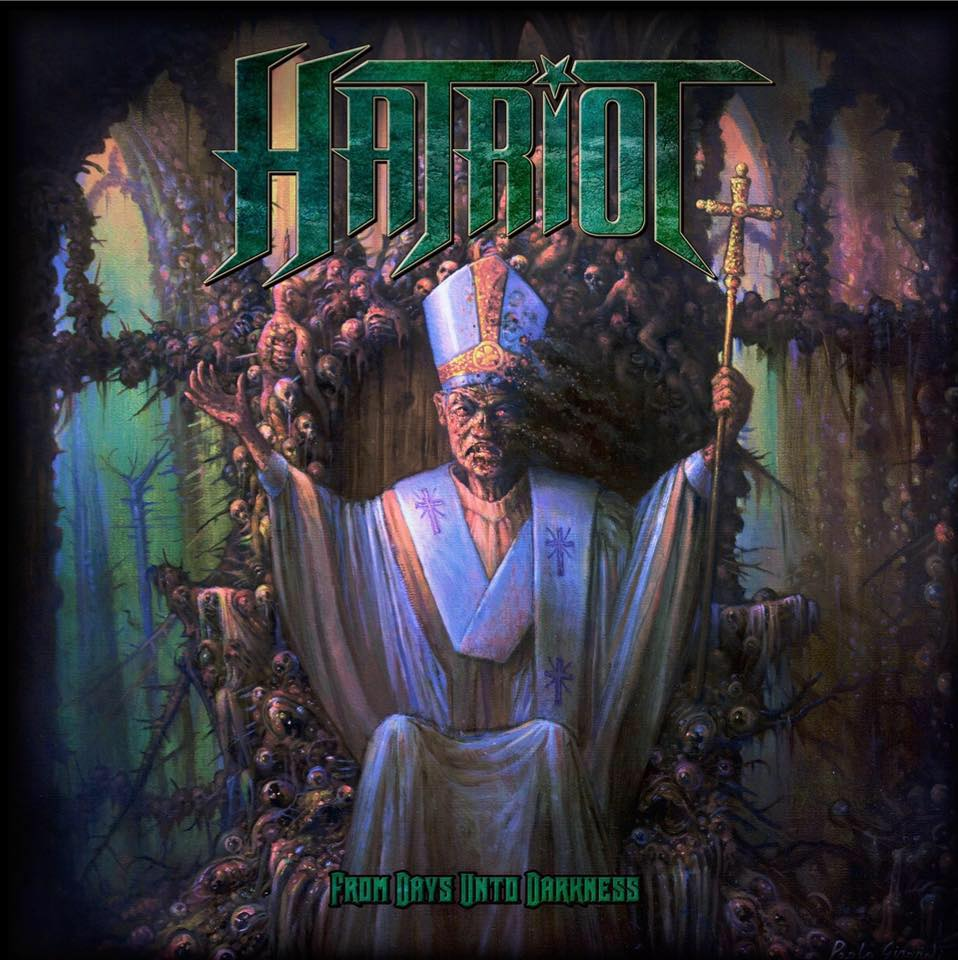 HATRIOT From Days Unto Darkness (2019) Thrash U.S.A 62237510
