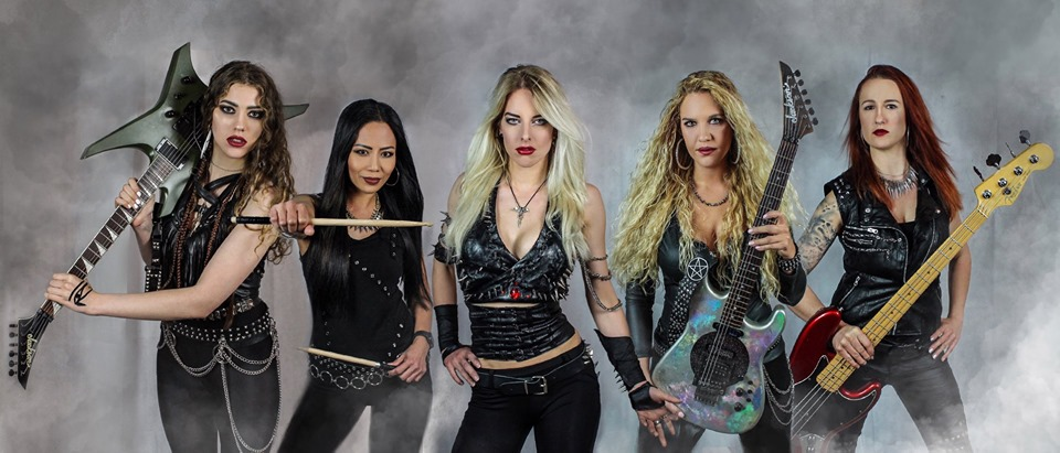 BURNING WITCHES Hexenhammer (2018) Heavy Metal SUISSE 62382510