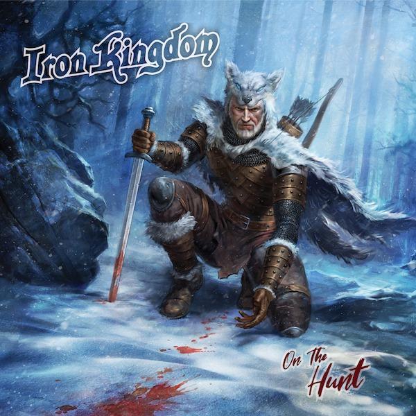 IRON KINGDOM On The Hunt (2019) Heavy Metal CANADA 64446310