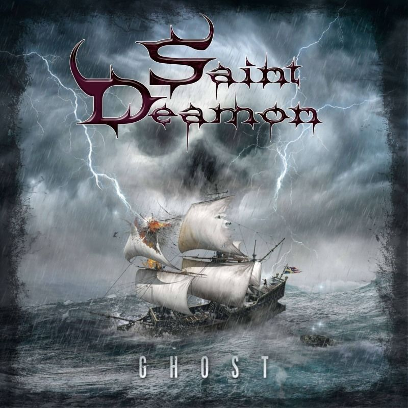 SAINT DEAMON Ghost (2019) Heavy Metal Suède 64480710