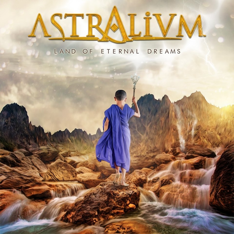 ASTRALIUM Land of Eternal Dreams (2019) Metal Symphonic ITALIE 64489010