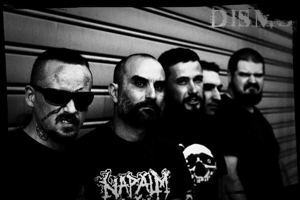 DISMO de Fréjus (Death Metal) Interview sur Nouvelle Vague Novembre 2020 64922710