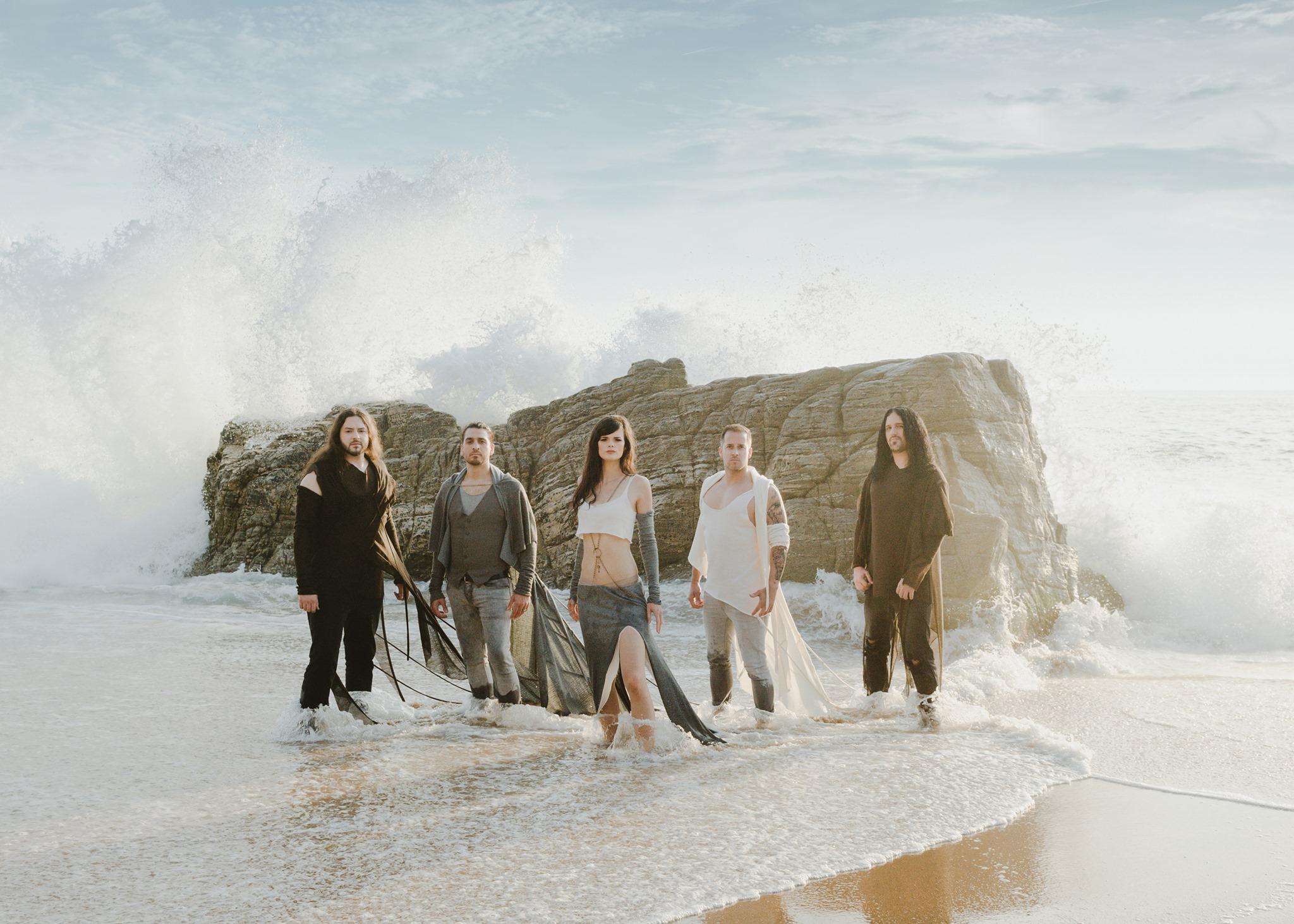 VISIONS OF ATLANTIS Wanderers (2019) Metal Symphonic  65460410