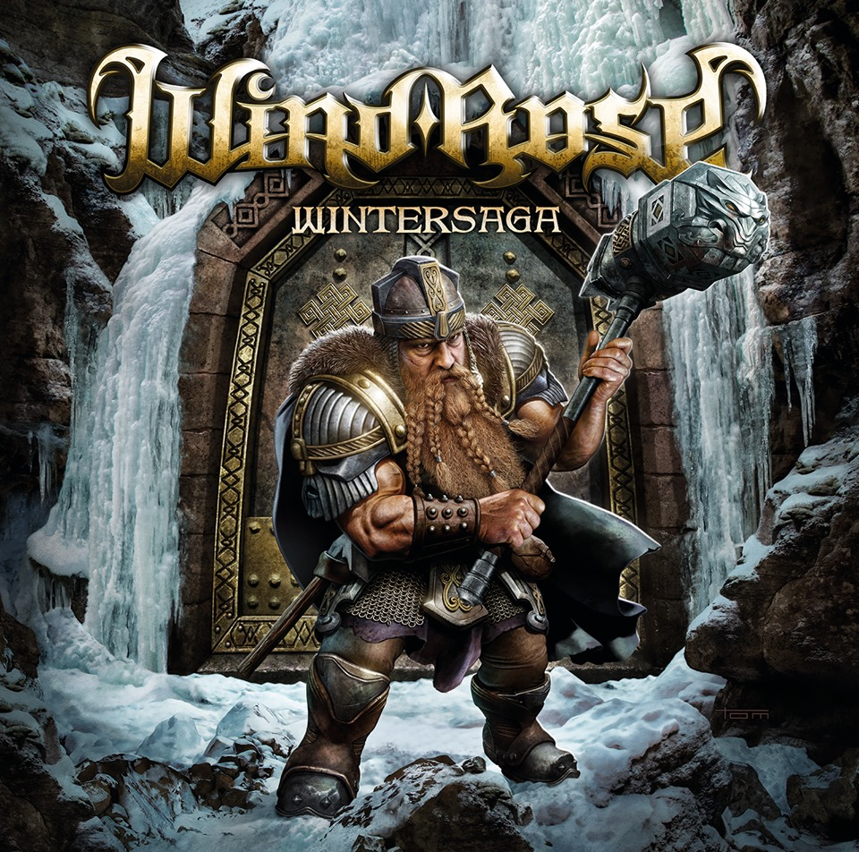 WIND ROSE Wintersaga (2019) Pagan/Folk Metal ITALIE 66108810