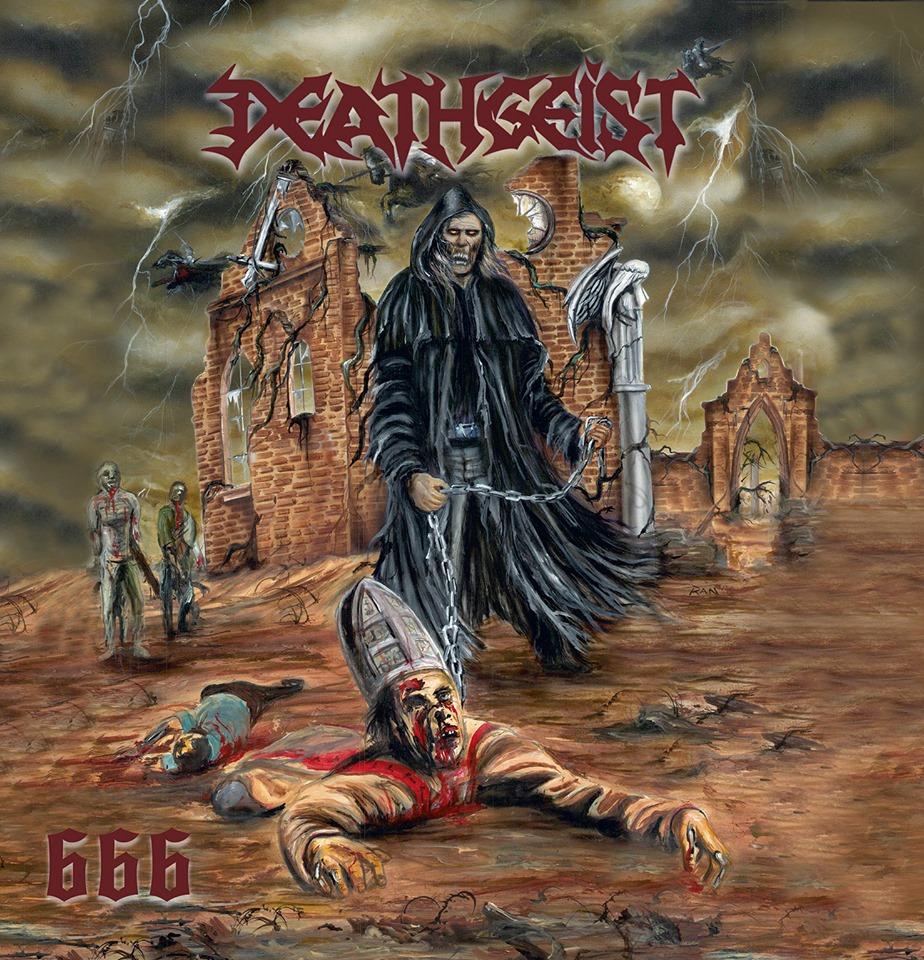 DEATHGEIST 666 (2019) Thrash Brésil 66280810