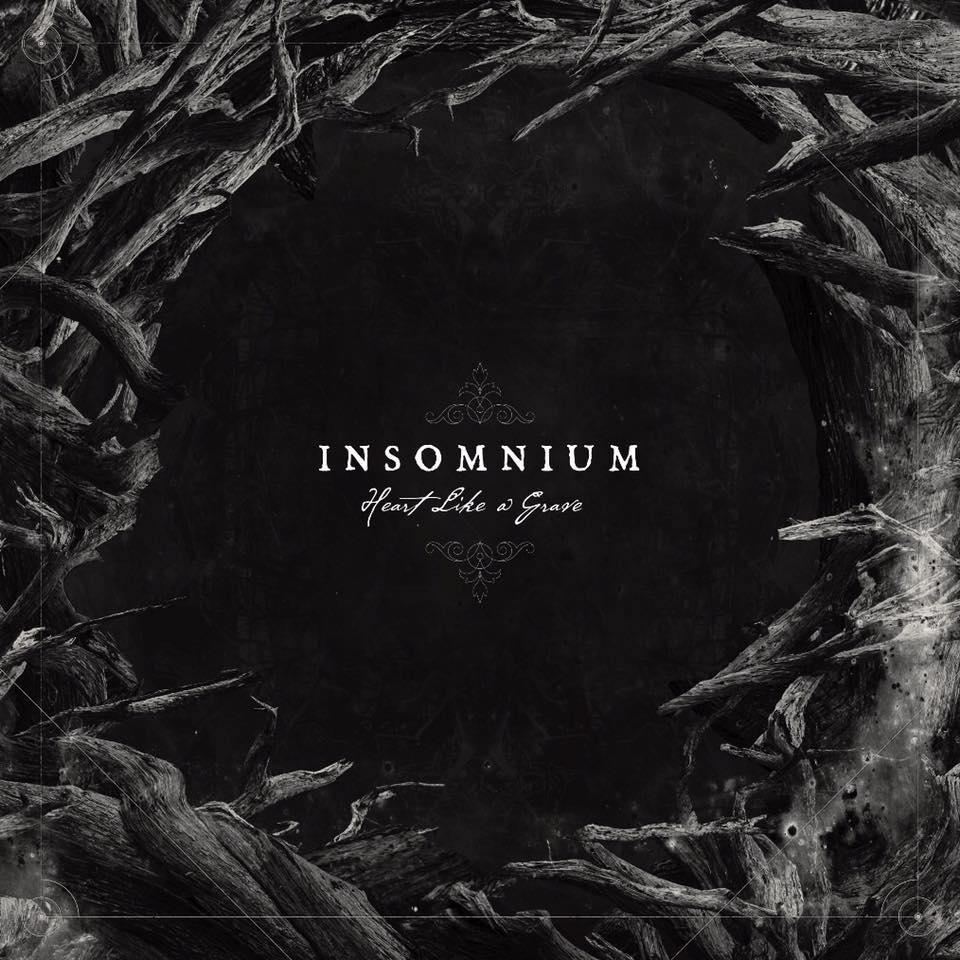 INSOMNIUM Heart Like A Grave (2019) Death Mélodique Finlande 66852610