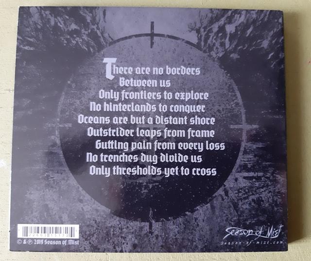 "ABBATH  ""Outstrider""  (Black Metal - JUIL 2019) 67198410"