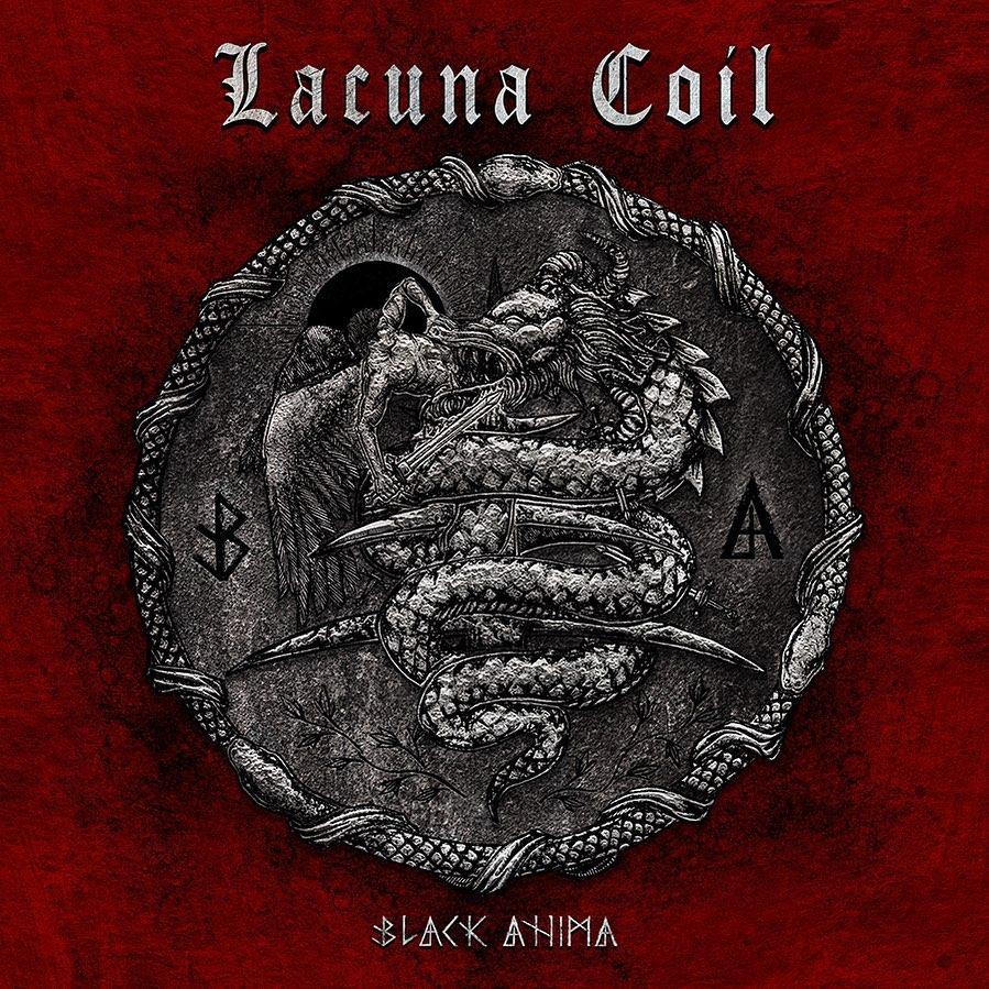 LACUNA COIL Black Anima (2019) Metal Symphonic Italie 67216010