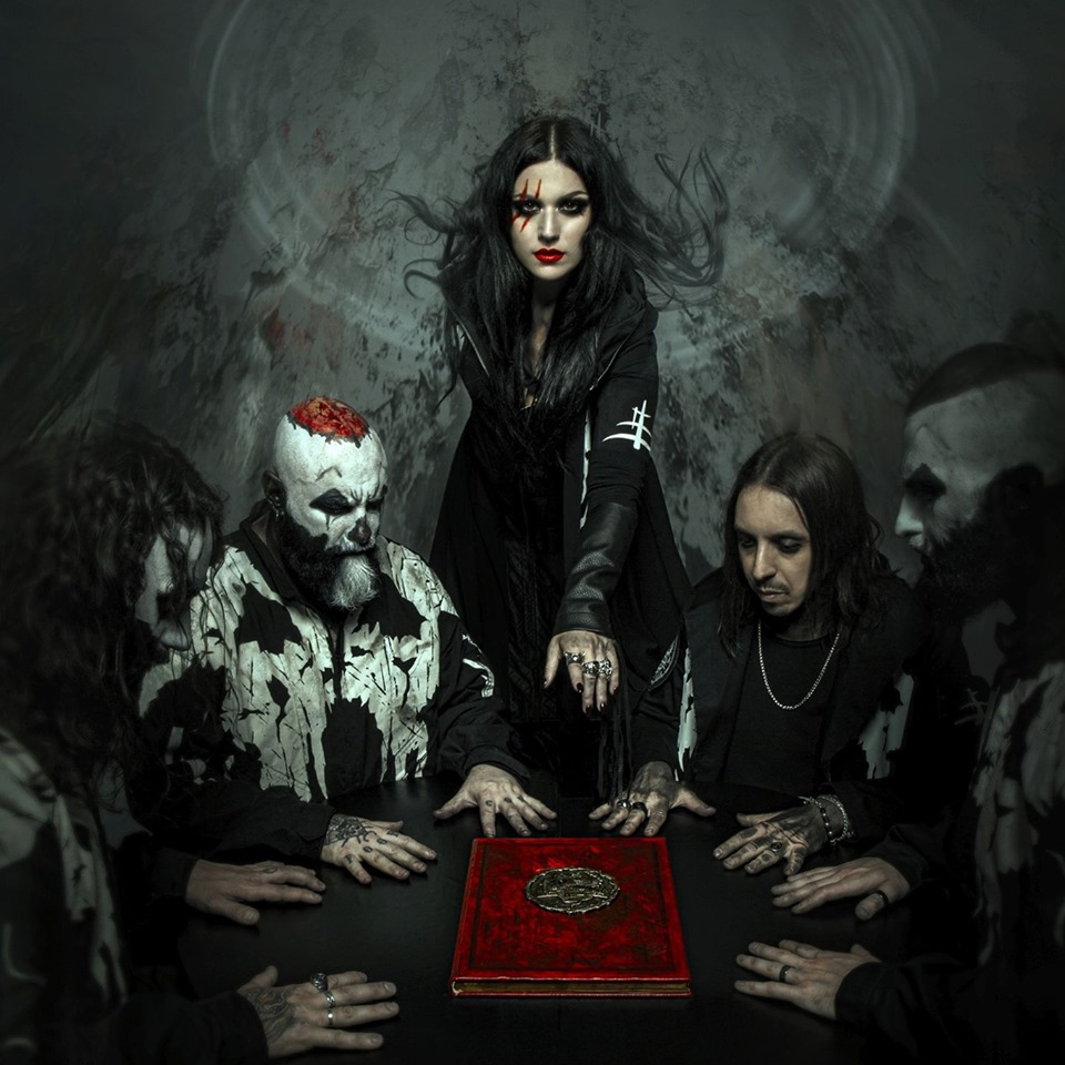 LACUNA COIL Black Anima (2019) Metal Symphonic Italie 67307810