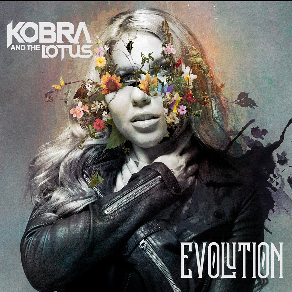KOBRA AND THE LOTUS Evolution (2019) Heavy Metal CANADA 67346210