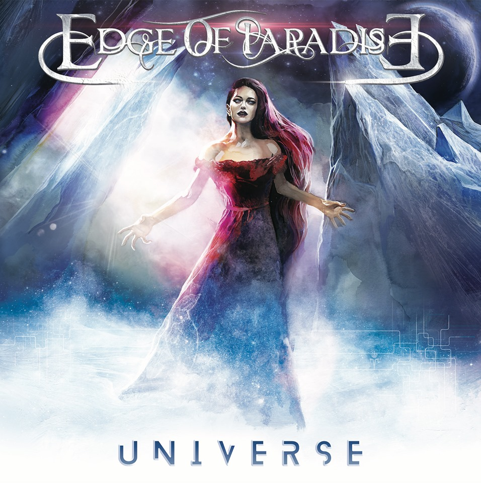 EDGE OF PARADISE Universe (2019) Hard Rock Modern U.S.A 67386310
